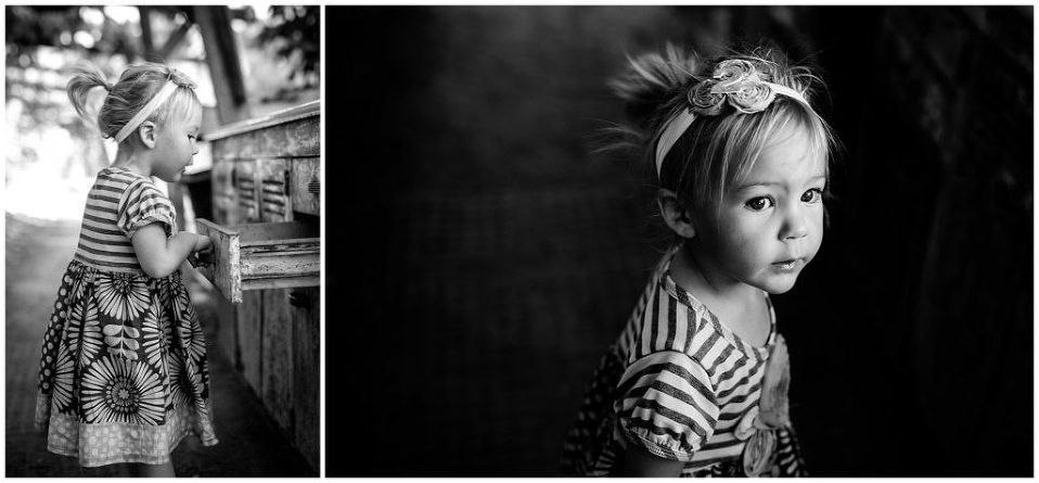 two-year-old portrait session