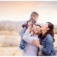 Fun family photography in Joshua Tree California