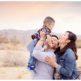 Fun family photography in Joshua Tree California