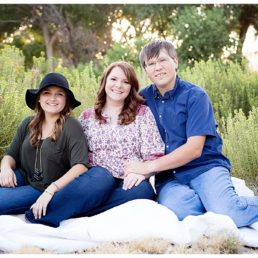 Family Photography with teens