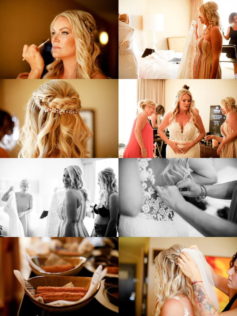 Hilton Torrey Pines Weddings, Getting Ready pictures, wedding photography, la jolla wedding photography, torrey pines wedding photography, la jolla wedding photographer