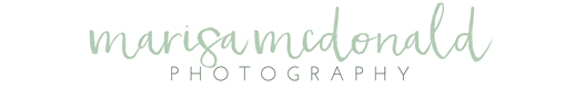 Marisa McDonald Photography logo
